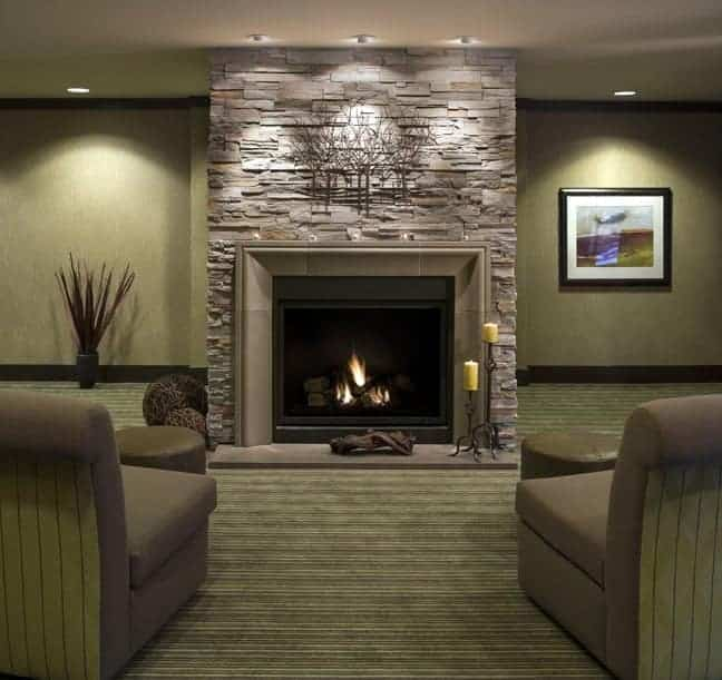 Solus Concrete Tiles and Fireplace Surrounds